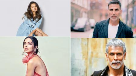 Akshay Kumar, Deepika Padukone, Milind Soman: Bollywood celebrities who actively engage in Sports