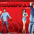 'Housefull 3' shooting wrapped up