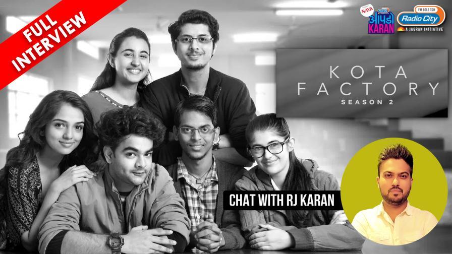 Kota Factory Season 2: Chat with Raghav Subbu, Ahsaas Channa, Mayur More, Ranjan Raj and Alam Khan
