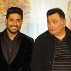 Rishi Kapoor like a father to me, says Abhishek Bachchan