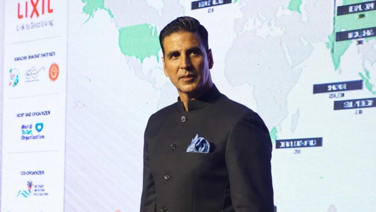 Priyadarshan: Akshay said he hasnt done a good comedy in a long time