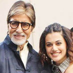Big B relieved from prosthetics