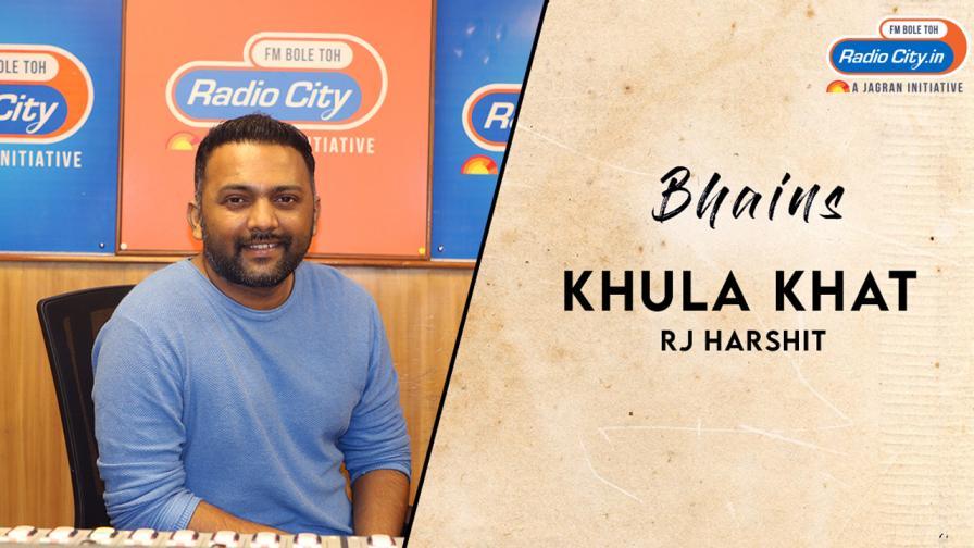 Bhains | Khula Khat | RJ Harshit