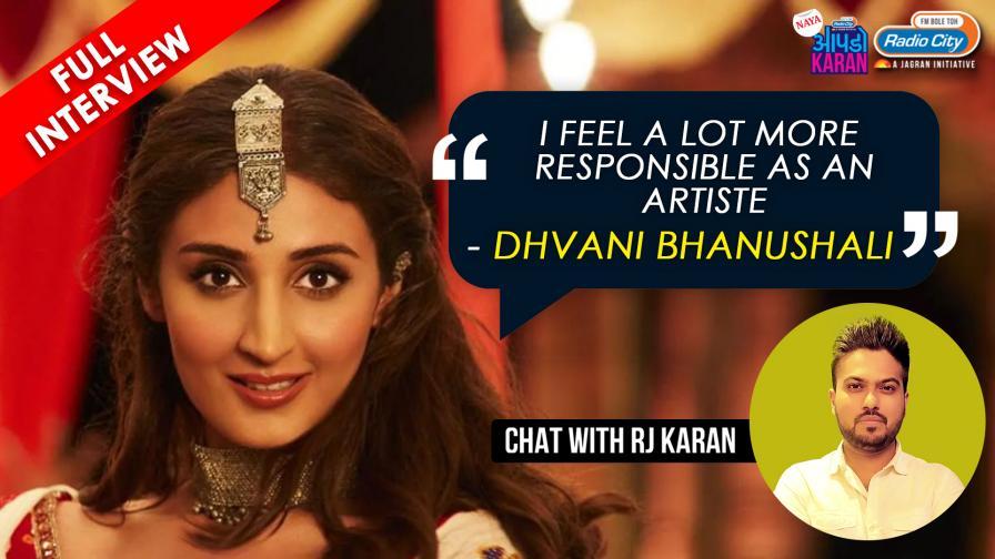 Dhvani Bhanushali: I feel very proud that Mehendi is my first independent release | RJ Karan