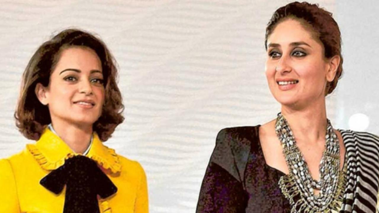 How Kareena Kapoor Khan lost out on playing Sita to Kangana Ranaut?