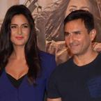 Katrina very passionate about her work: Saif Ali Khan