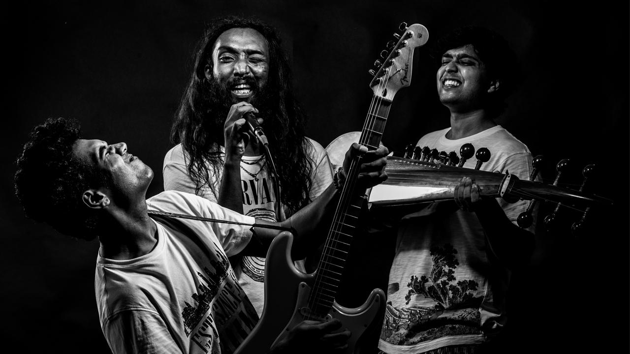 New Delhi band Kitanu serenades Rock with the traditional Sarod in their debut EP