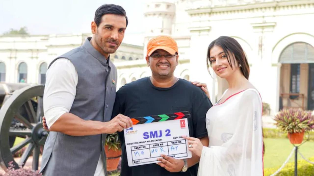 Milap Zaveri on Satyameva Jayate 2: Will be heartbroken if film has OTT release