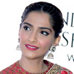 I focus on things that matter, says Sonam