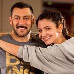 Salman, Anushka share new look from 'Sultan'
