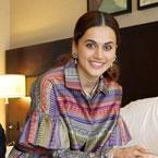Taapsee Pannu, Anurag Kashyap reunite for thriller Dobaaraa