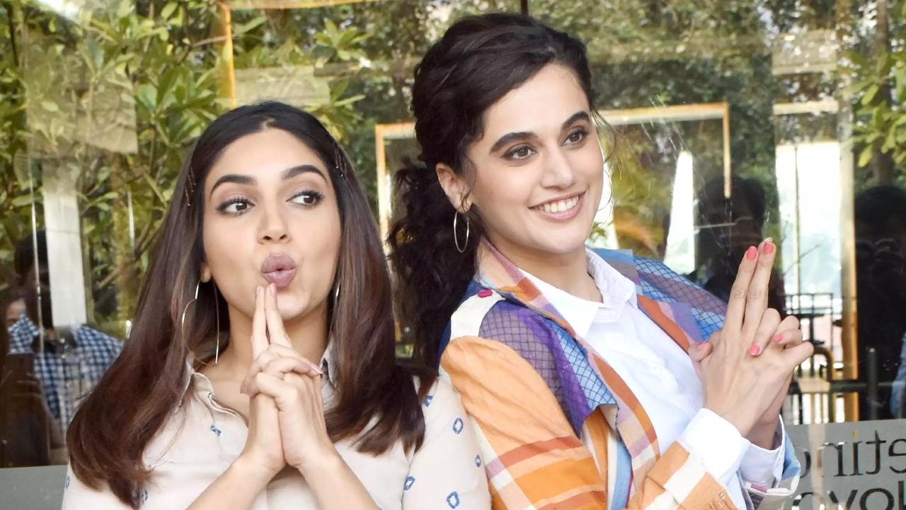 Bhumi, Taapsee, top choices for the role of Usha Mehta in upcoming biopic