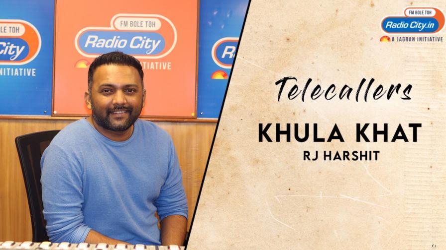 Telecallers   Khula Khat   RJ Harshit   City Ki Double Decker