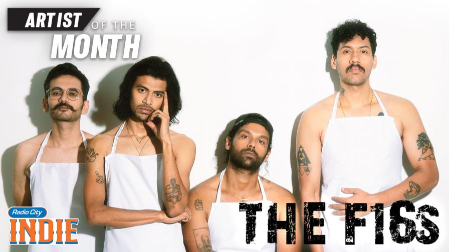 The F16s | Easy Bake Easy Wake | Radio City Indie Exchange | Artist Of The Month | Oct 2021