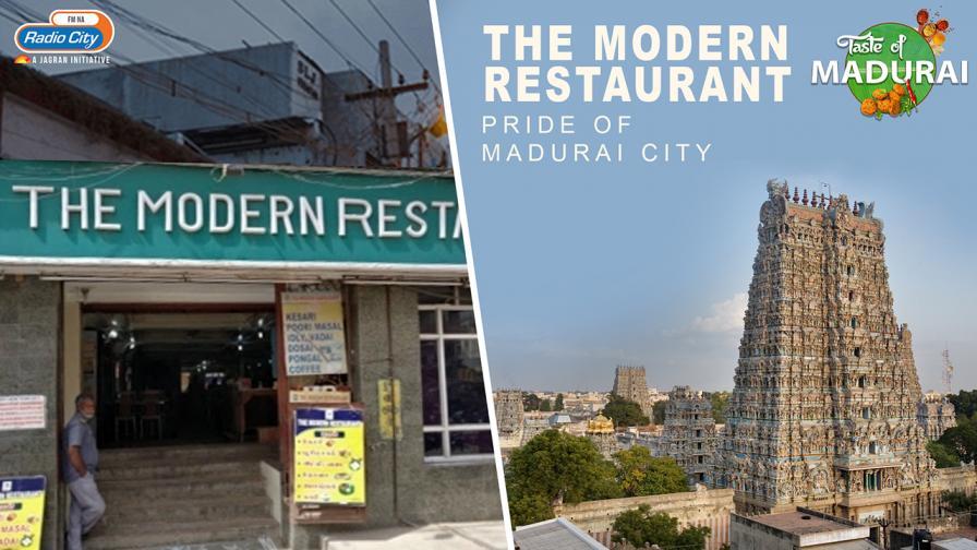 Taste Of Madurai