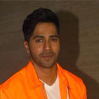 Varun Dhawan opens up on constant vigilance on his life