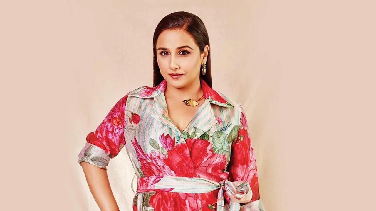 Vidya to kick off Jalsa shoot on Aug 16