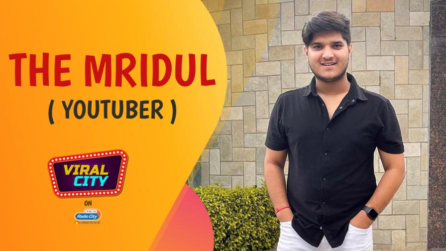 Most Honest and Funny Interview of The Mridul Biggest YouTuber of India Viral City